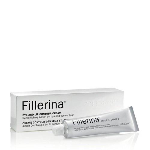 Fillerina  Crème Contour des Yeux et des Lèvres 2