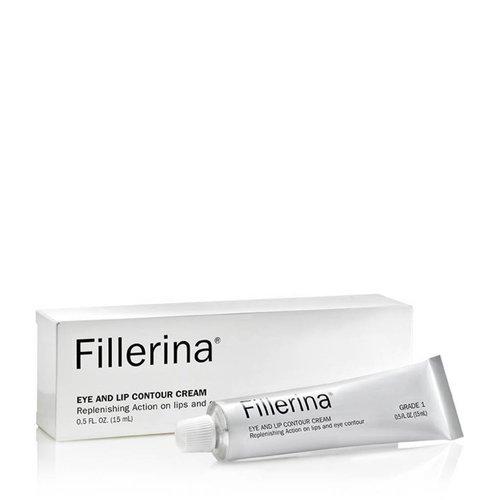 Fillerina  Crème Contour des Yeux et des Lèvres 1