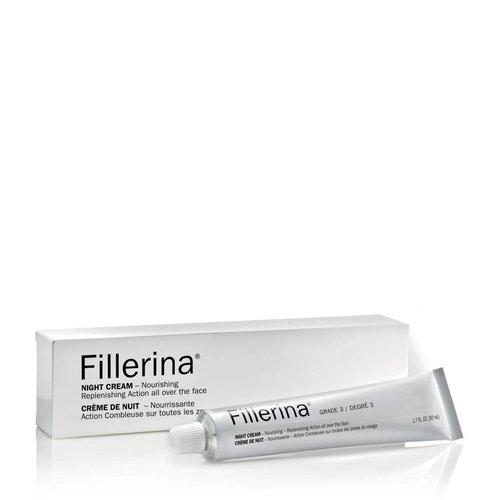 Fillerina  Crème de Nuit 3