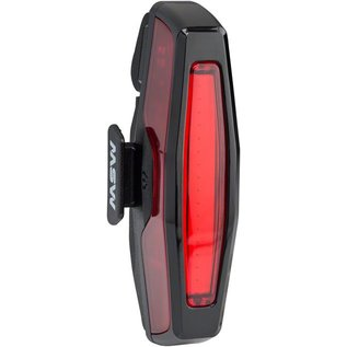 MSW MSW Pangolin Rear USB Taillight with Multiple lighting Modes: Black