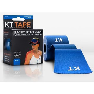KT Tape Kinesiology Body Tape, Roll of 20 Strips