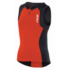 2XU Mens Active Tri Top