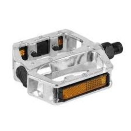 Evo EVO, E-Sport MXF, Platform pedals, Alloy, Steel axle, 9/16'', 370g