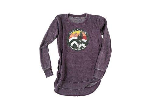 TechStyles Saugatuck Circle w/ Tree Sweatshirt