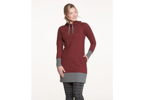 Toad & Co BFT Hooded Dress