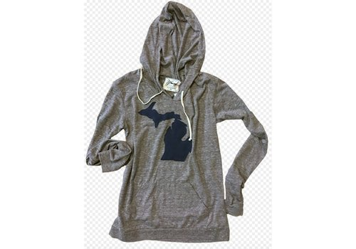 Conscious Clothing W's Applique Hoodie