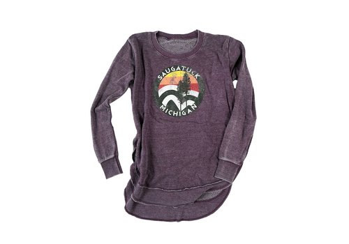TechStyles Saugatuck Circle w/ Tree Sweatshirt