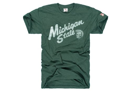 The Mitten State MSU- The 1953