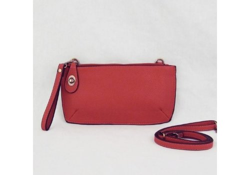 Joy Susan Joy Susan Mini Crossbody Wristlet Clutch