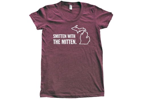my great lake W's Smitten w/ the Mitten