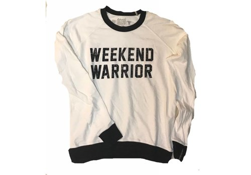 Retro Brand Weekend Warrior