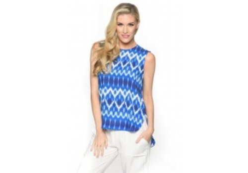 Isle Apparel Sleeveless Blouse