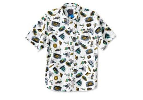Kavu Kavu Festaruski S/S Button-Up Shirt