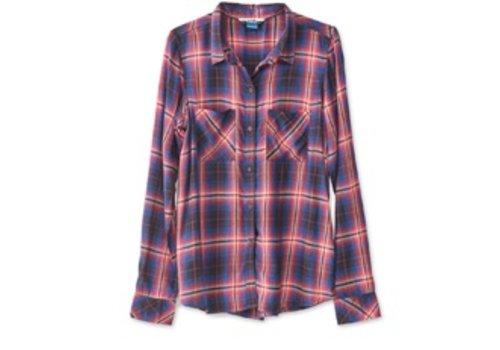 Kavu Kavu Britt L/S Button-Up Shirt