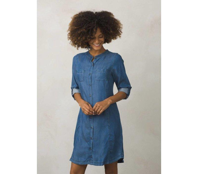 Prana Aliki Shirt Dress