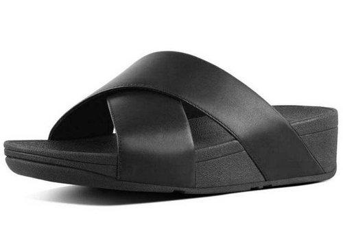 FitFlop FitFlop Lulu Cross Slide Sandals