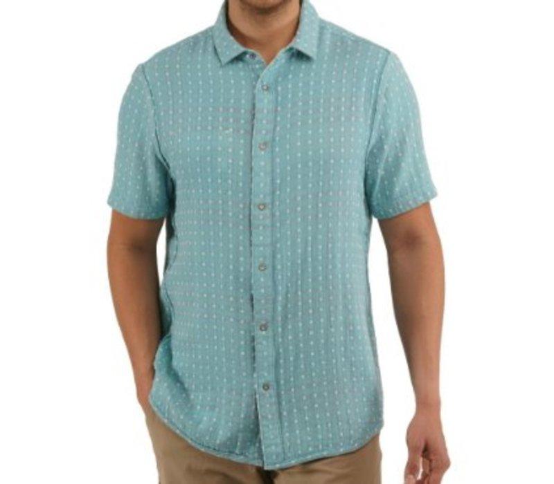 Jeremiah Jenson Reversible Plaid S/S Shirt