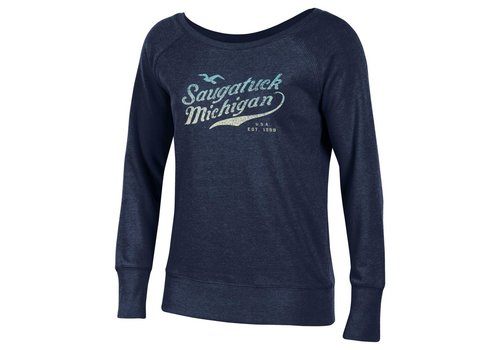 Gear for Sports Gear for Sports Saugatuck Bird Above Diagonal Script