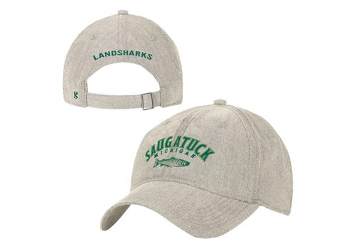 Gear for Sports Gear For Sports Arched Saugatuck Michigan Over Trout, Khaki, O/S