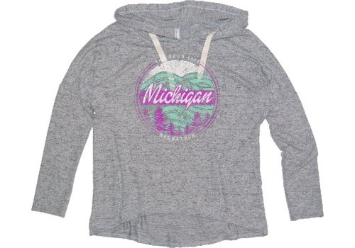 TechStyles Techstyles The Good Life Michigan W's Hoody