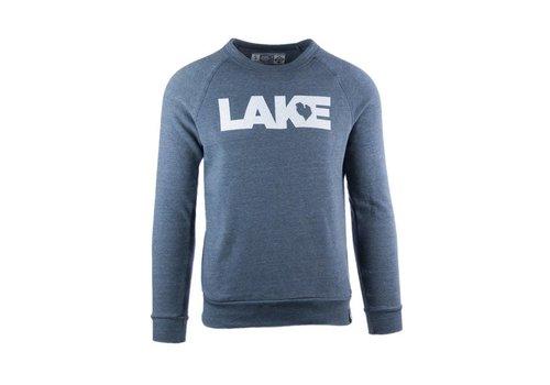 M22 M22 Lake Love Fleece Crew