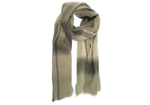 Joy Susan Joy Susan Plaid Scarf