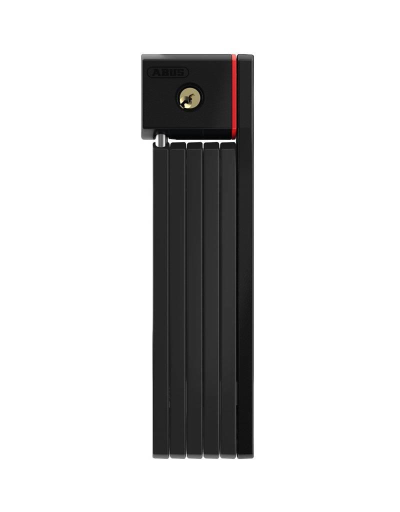 Abus Abus, Ugrip Bordo 5700/80, Folding lock with key, Black
