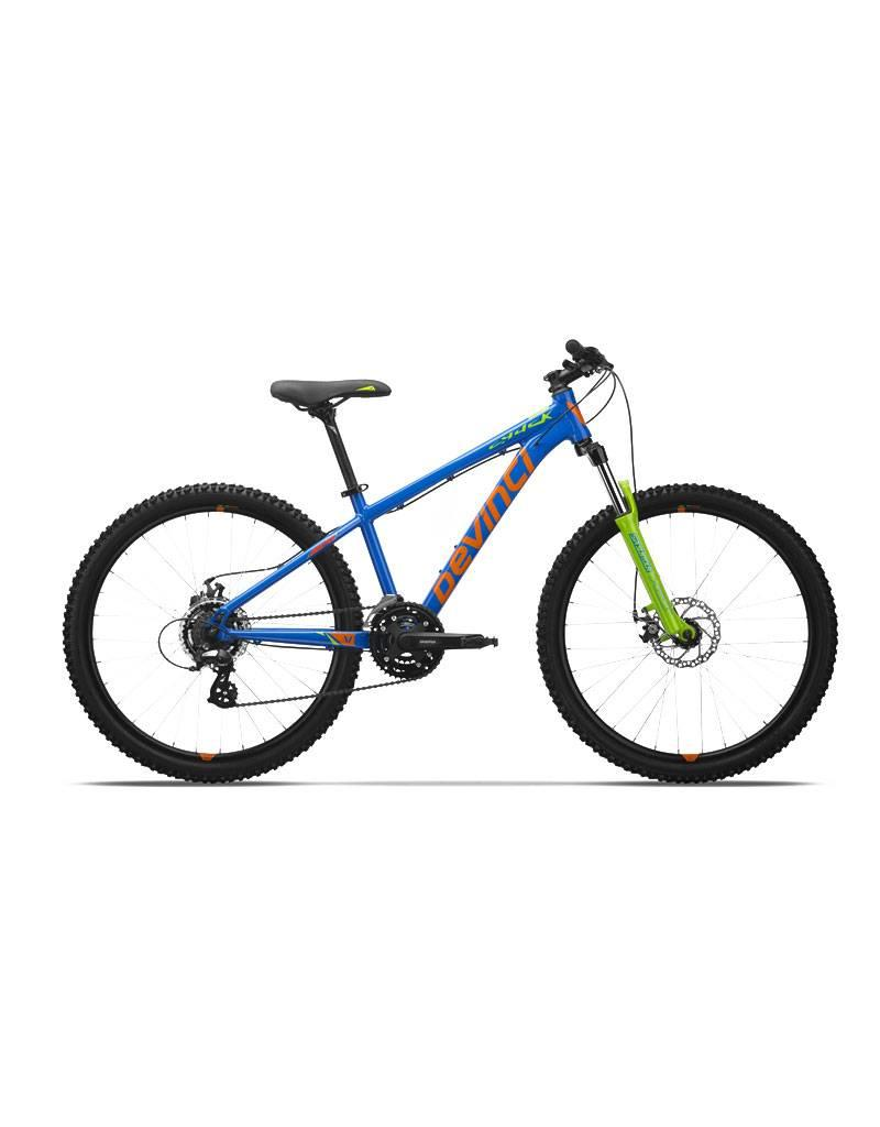Devinci Devinci Chuck S Boy XXS Blue/Orange/Green