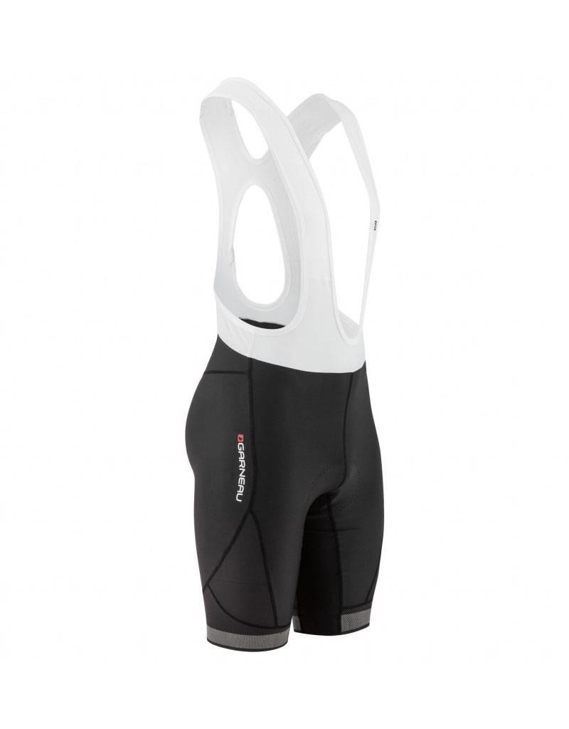 GARNEAU CB NEO POWER CYCLING BIB NOIR/BLANC BLACK/WHITE M