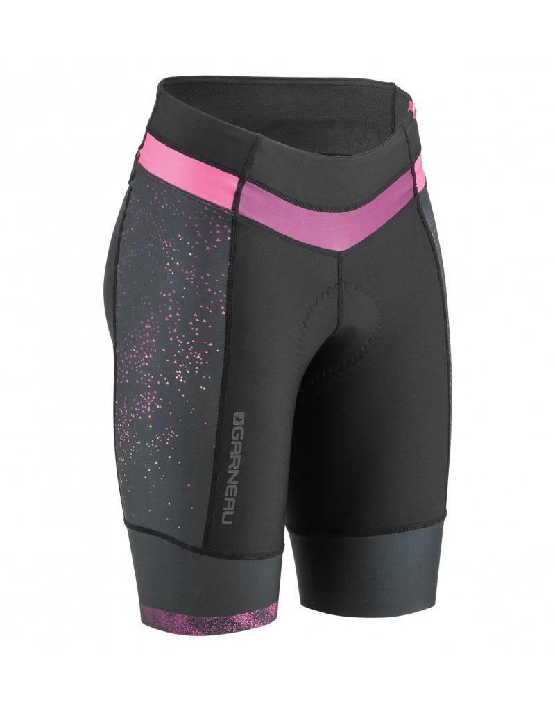 GARNEAU Women's Equipe Cycling shorts GEOMETRIE FEMME GEOMETRY WOMEN M