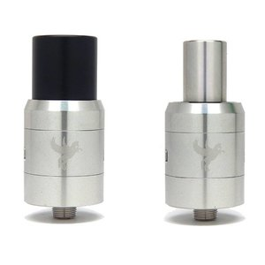 VapeHappy Dark Horse RDA Authentic