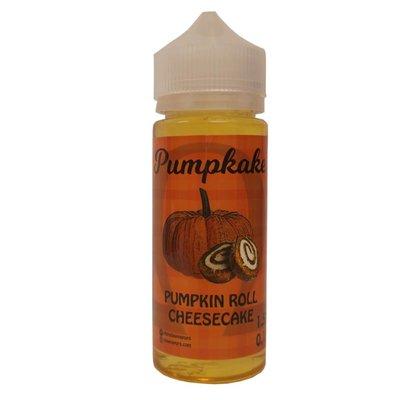 Ohm Slaw Juice OSJ Pumpkake