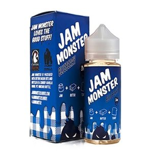 Jam Monster Jam Monster eJuice Blueberry - Clearance