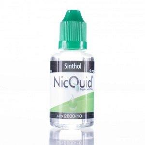 Flavors United Nicquid Sinthol