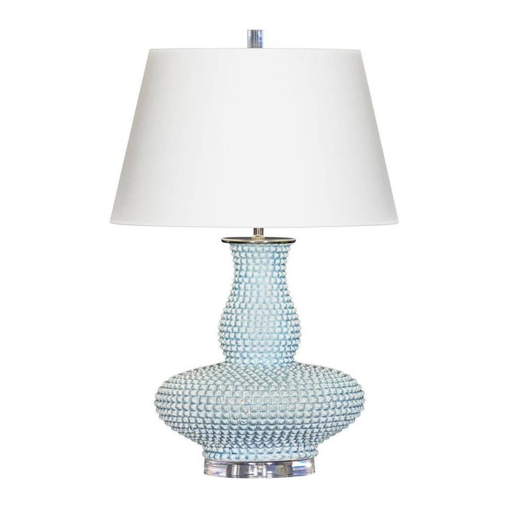 Cezanne Blue Lamp