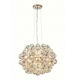 Taylor Bubble Chandelier | Clear