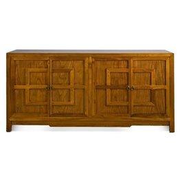 "Key Cabinet - Natural 72"""