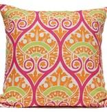 Spade Ogee Pillow - Tropical