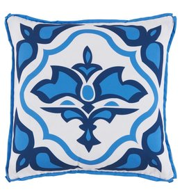 Lagos Tidal Outdoor Pillow