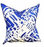 Britt Blue Pillow