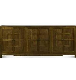 "Key Cabinet - Natural  92"""