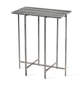 Elyse Rectangular Side Table