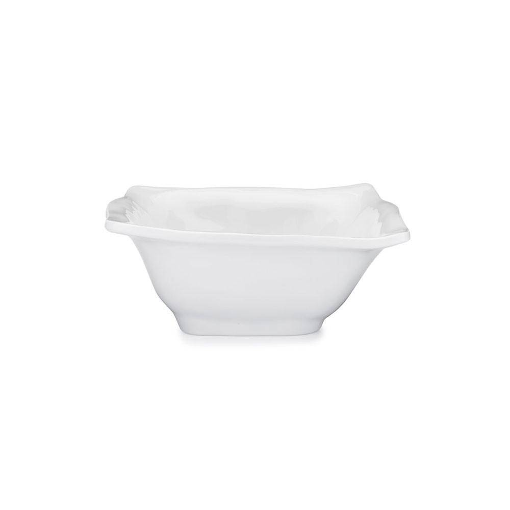 Ruffle Square Cereal Bowl