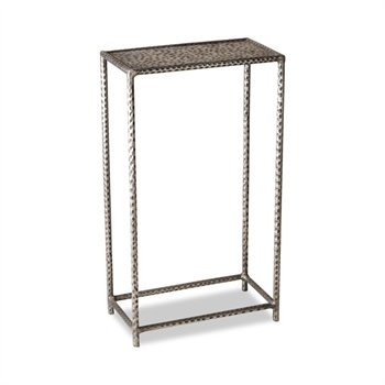 Khan Drink Table Silver