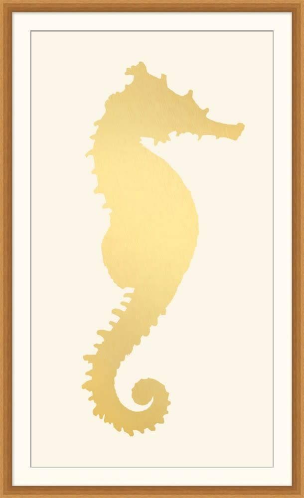 Seahorse A-Gold