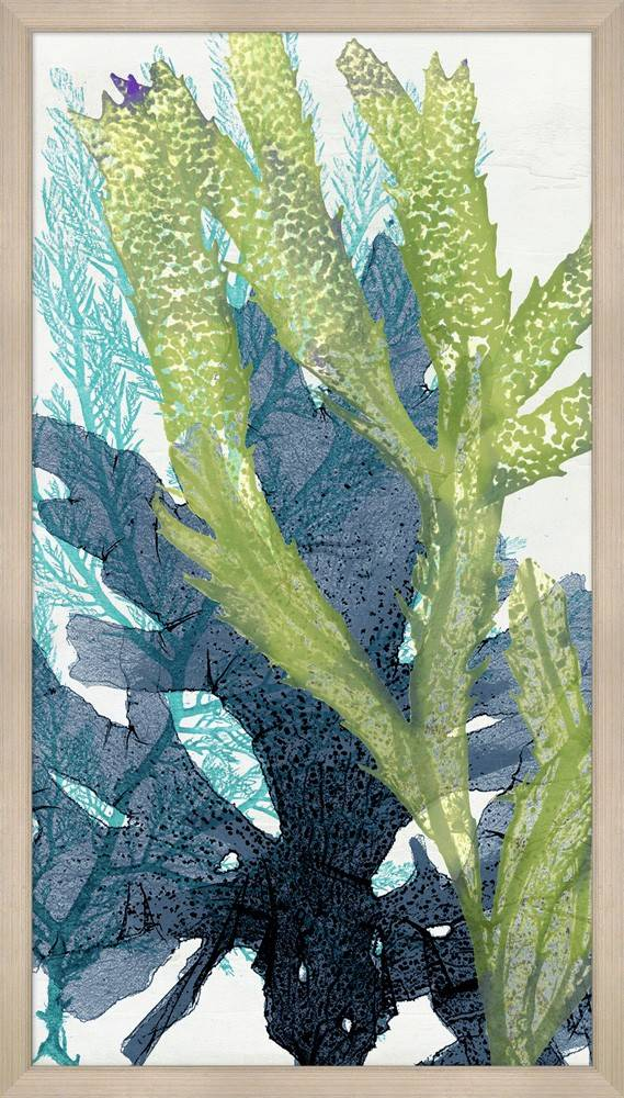 Layered Sea Grass Panel 1