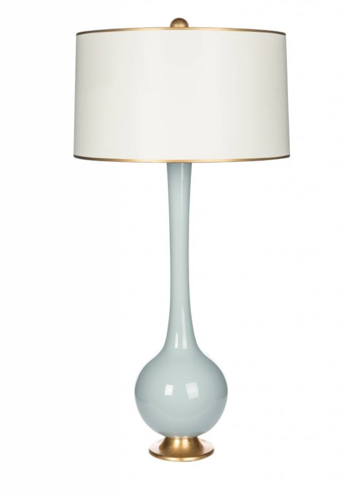 Lela Blue Lamp