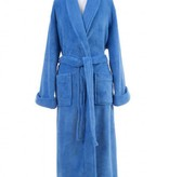 Sheepy Fleece Robe -French Blue