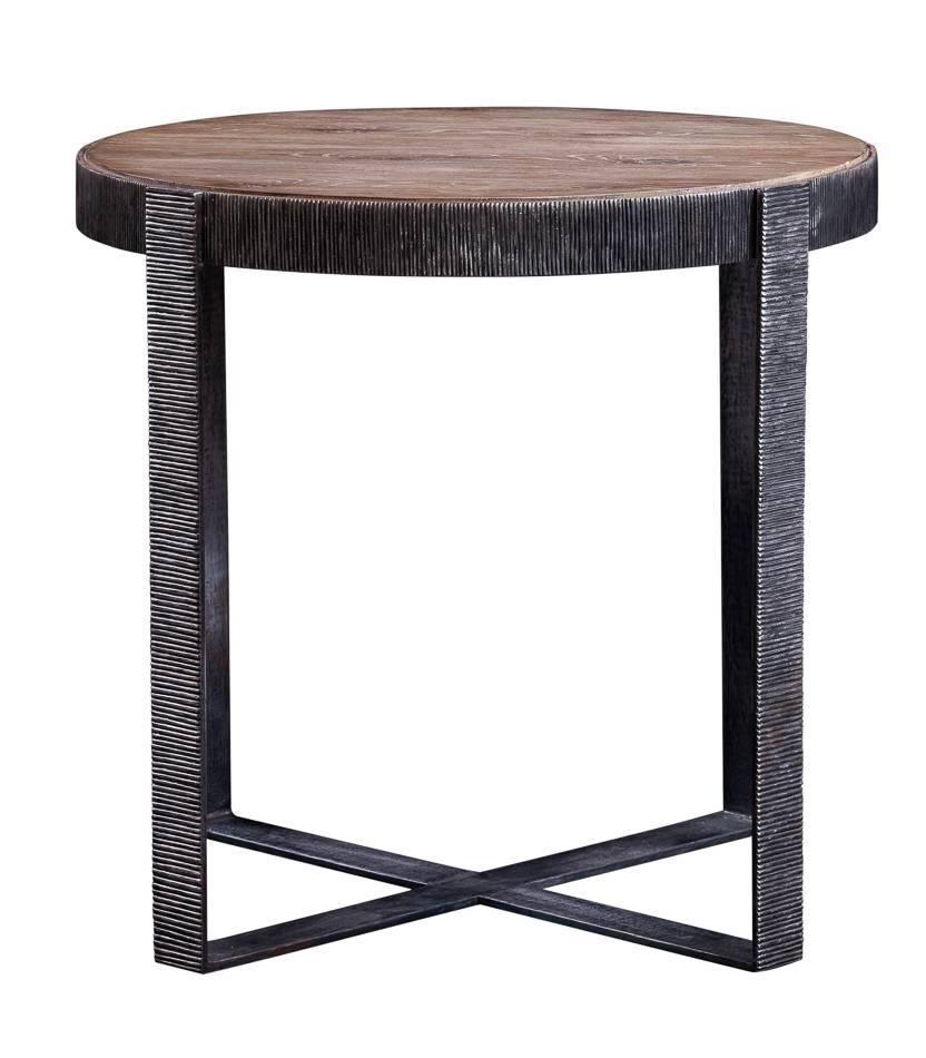 Ragsdale Side Table-Light