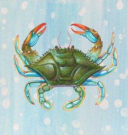 Carnegie Blair Designs Crab Cutting Board